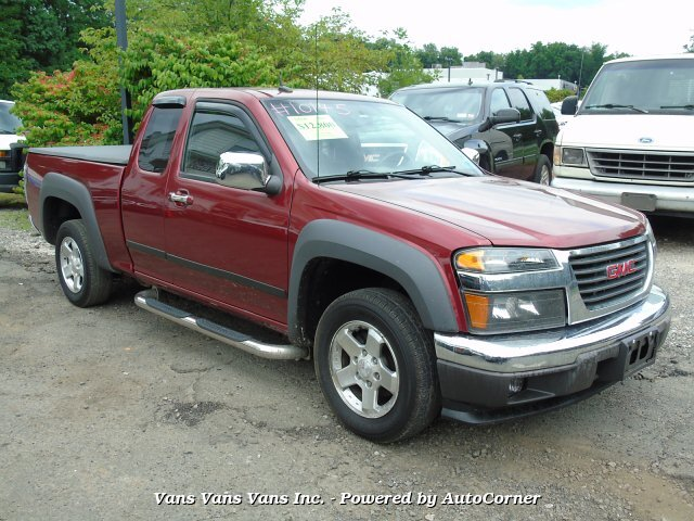 2011 GMC Canyon SLE Ext. Cab Z85 2WD Pick-Up Truck