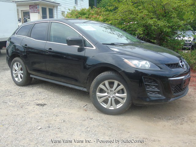 2011 Mazda CX-7 s Touring AWD 6-Speed Automatic