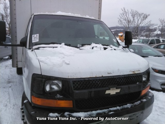 2007 Chevrolet Express G3500 14ft Dually High Cube